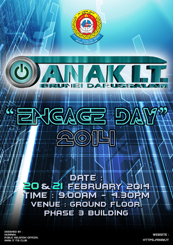 Anak IT Brunei Darussalam Engage Day 2014